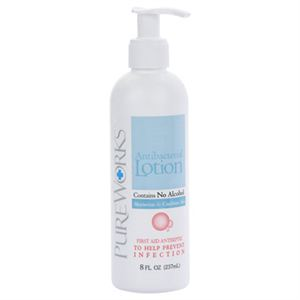Picture of 8oz Antibacterial Lotion